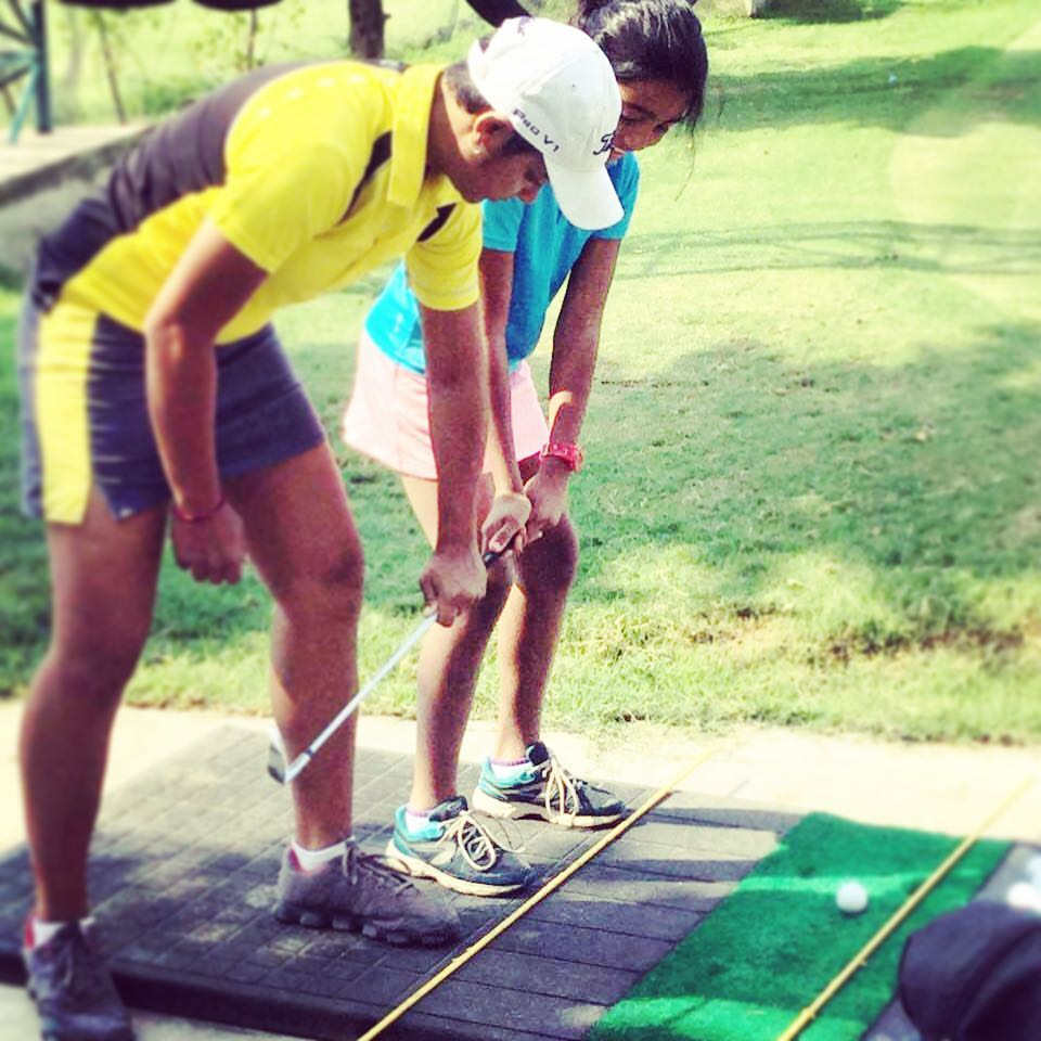 Nikki Ponappa - Golf Coach